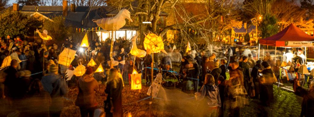 Hahndorf-Winter-Lantern-Market