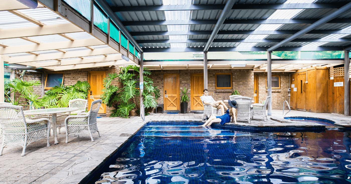 Haus-Summer-Pool